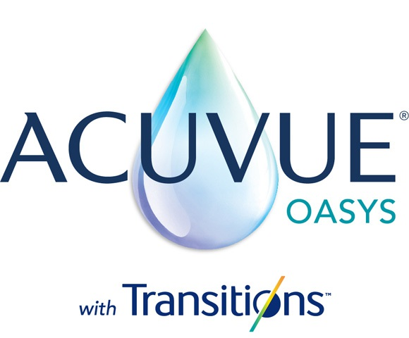 ACUVUE® OASYS with Transitions™ Kontakt Lensler