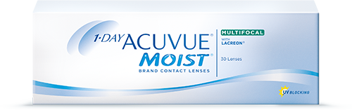 1-DAY ACUVUE® MOIST MULTIFOCAL Kontakt Lensler
